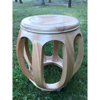1110-橡木琴凳(4.5公斤)-原木色-高44厘米